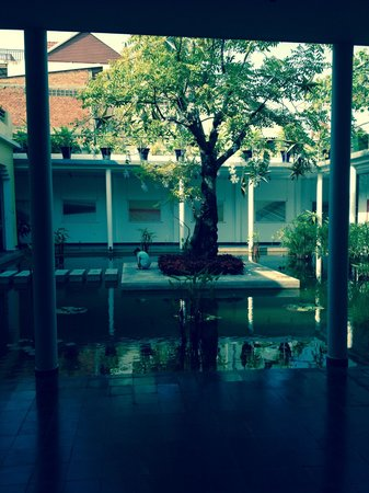 Plantation - urban resort & spa: Entry pool