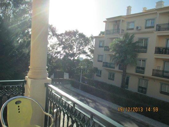 Quinta Pedra dos Bicos : view from our balcony