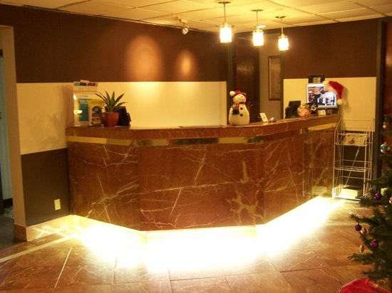 Quality Inn & Suites-Capital District: Guest Experience Begins Here