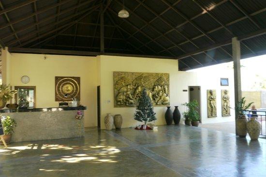 Rawai Boutique Resort : Reception