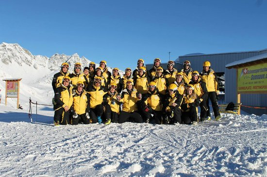 Team Schweizer Schneesportschule Samnaun