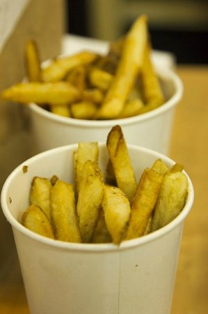 Five Guys: great fries