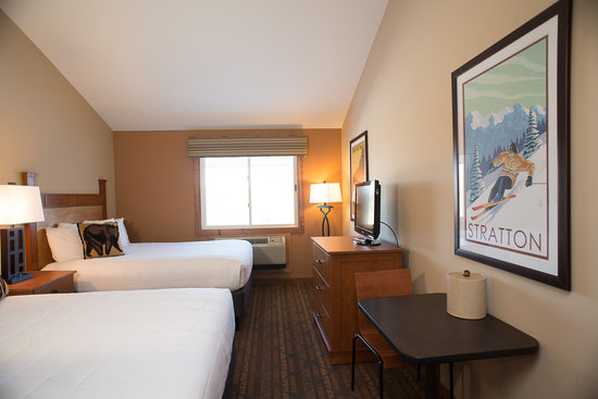 Black Bear Lodge: Superior Room