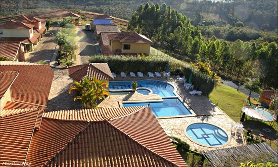hotel fazenda em Minas Gerais