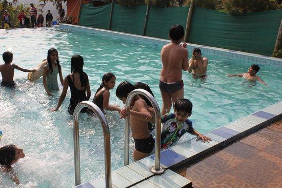 Brahmaputra Jungle Resort : Clean and hygienic swimming pool