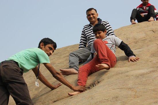 Brahmaputra Jungle Resort : A ROCKING experience with BUBUL