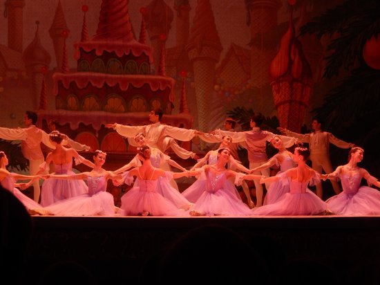 Yekaterinburg State Academical Opera and Ballet Theatre : Ballet