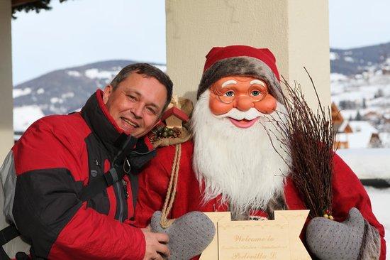 Piculin Alpin Apartments: С Новым 2014 годом!