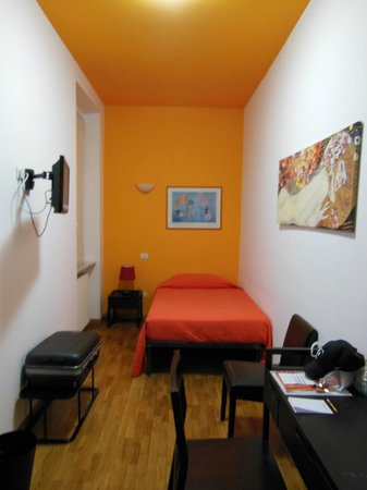Spaccanapoli Comfort Suites : Mia camera