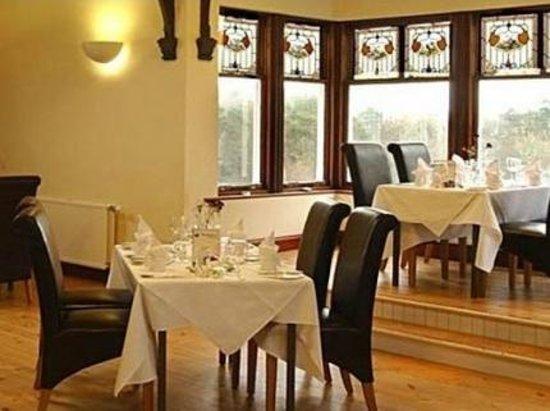 Burghfield House: Restaurant