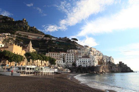 Santa Caterina Hotel: 冬のアマルフィ