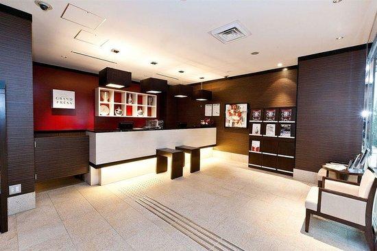 Hotel Grand Fresa Akasaka : Lobby1