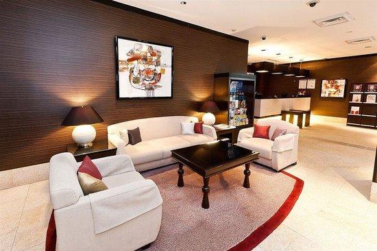 Hotel Grand Fresa Akasaka : Lobby2