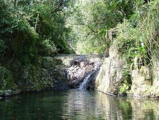 umThombe Kei River Lodge: Picnic pool