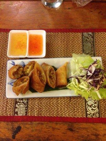 Red Duck Restaurant: Aroy mac mac