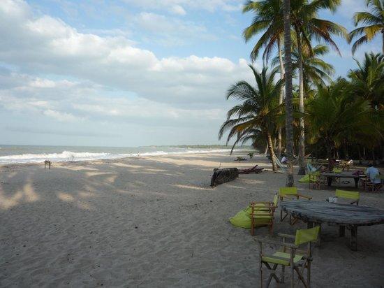 Reserva Natural El Matuy: Une immense plage de rêve