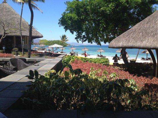 The Oberoi, Mauritius : Main beach
