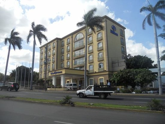 Hilton Princess Managua: Hotel