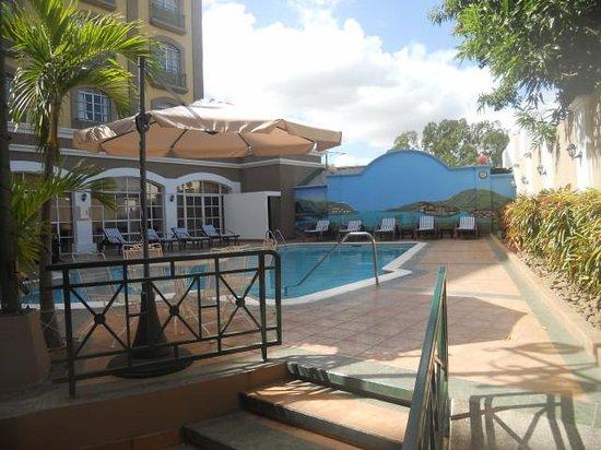 Hilton Princess Managua: Pool