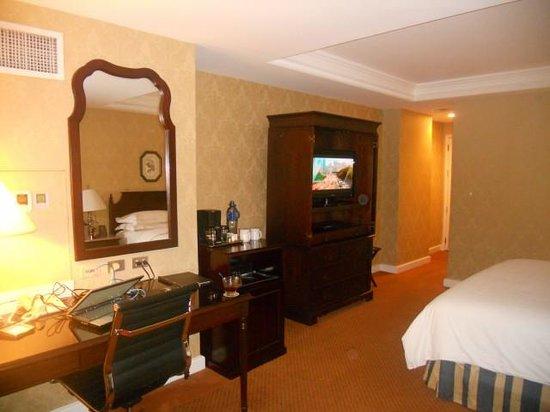 Hilton Princess Managua: Room