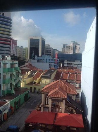 Wanderlust : view from room 401