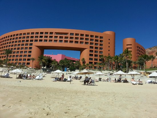 The Westin Los Cabos Resort Villas & Spa: View of the resort from the ocean