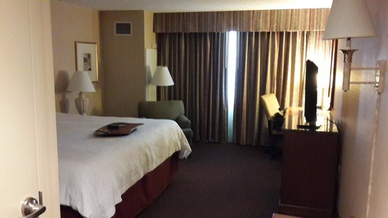 Hampton Inn NY - JFK: quarto no Hampton