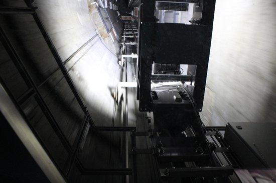 Donauturm : Elevator
