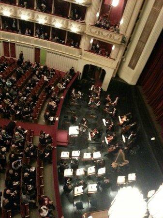 State Opera House: зал