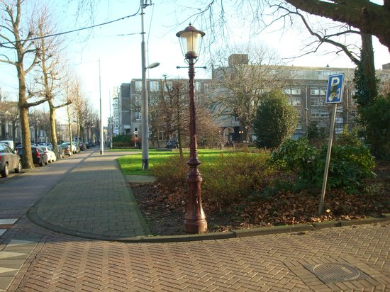 Hampshire Hotel - Lancaster Amsterdam: vista giardino