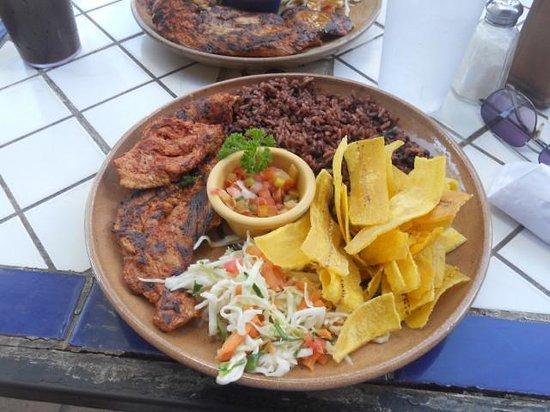 Cocina de Doña Haydée: Lunch
