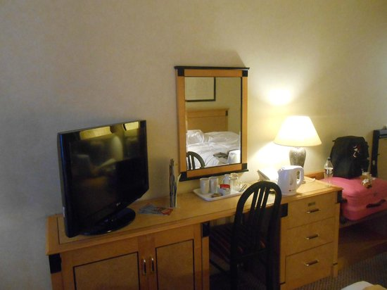 Crowne Plaza London - Kings Cross : room was excellent