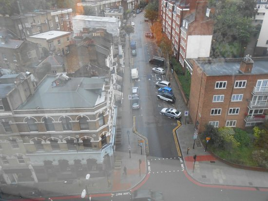 Crowne Plaza London - Kings Cross : view from room