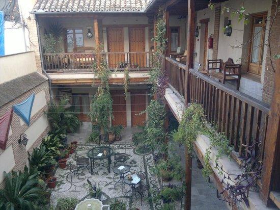 Abadia Hotel Granada : vista