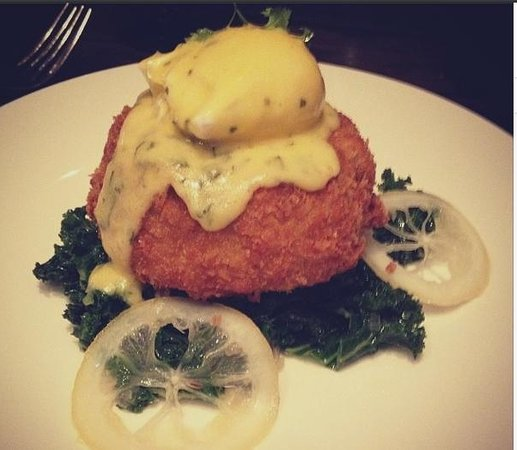 Bluebird Chelsea: Salom fish cake