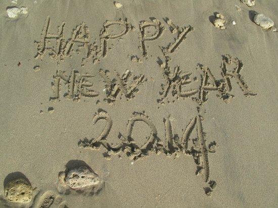 Rodney Bay: Happy New Year 2014!!!....abbiamo iniziato bene!!!