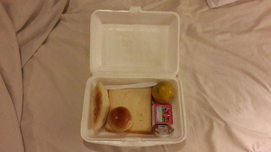 Royal Crown Hotel: pacote de café da manhã
