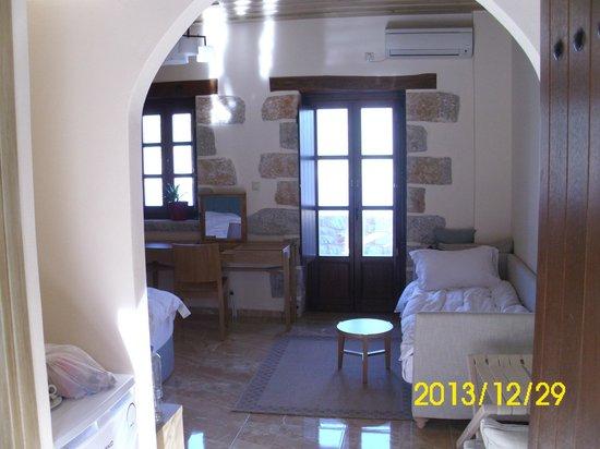 Limeni Village Hotel: Άποψη εισόδου