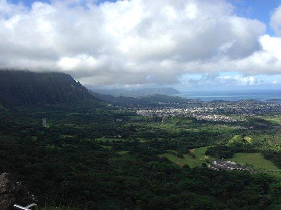Discover Hawaii Tours: View towards Waikiki