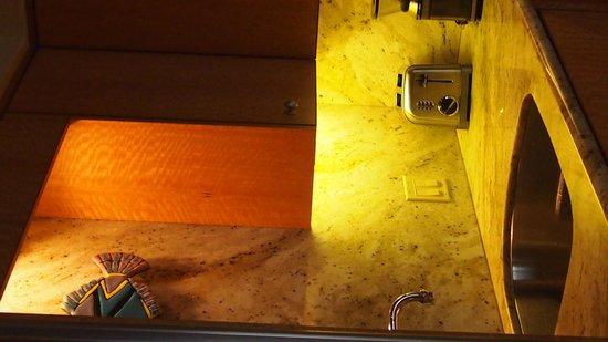 Makena Surf : nothing lack of kitchen equipment!
