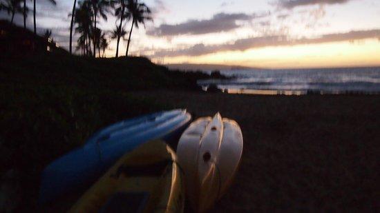Makena Surf : beach