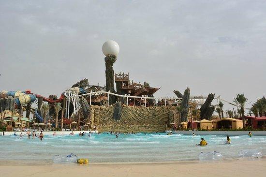 Yas Waterworld Abu Dhabi: Бассейн