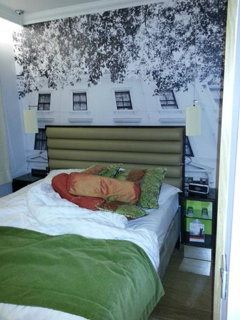 Hotel Indigo London-Paddington: Bedroom