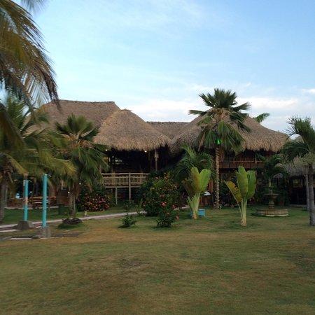 Punta Faro : L'hôtel