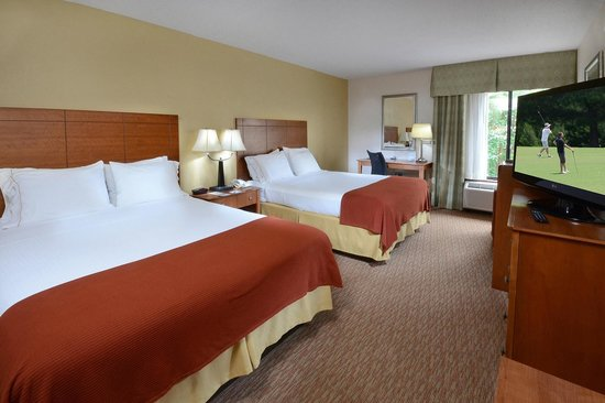 Holiday Inn Express Raleigh-Durham Airport: Guest Room