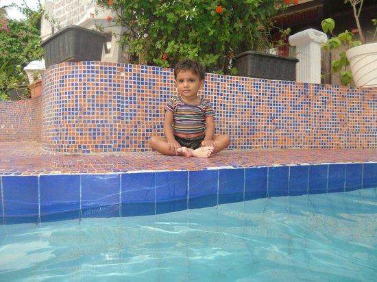 Estrela Do Mar Beach Resort: Swimming pool