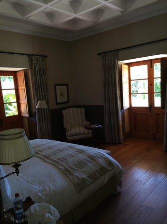 Hotel La Casona de Vina Matetic : Malbec room