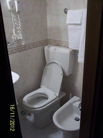 Hotel Rio: WC
