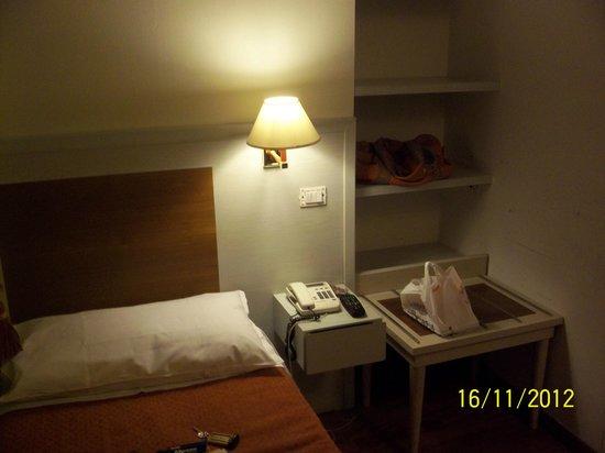 Hotel Rio: кровать