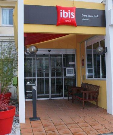 Ibis Bordeaux Pessac : hotel